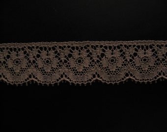 Beautiful antique French side! High ca. 1.8 cm, length 1 meter...ca. 1925!