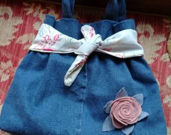 Handmade Shabby Chic Handbag