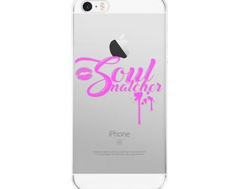 Soul Snatcher iPhone Case