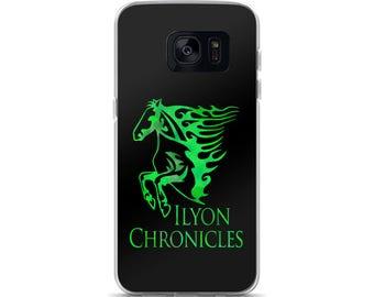 Ilyon Chronicles Green Horse Samsung Phone Case