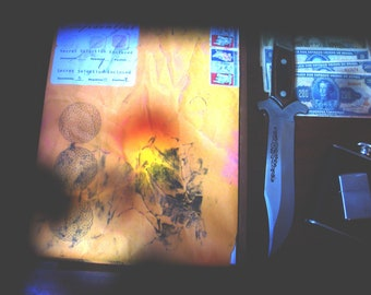 "Pop Art Print Mystery Pack ""Confidential"" #8 [5 random prints, possible sizes 4x6/8x8/8x10]"
