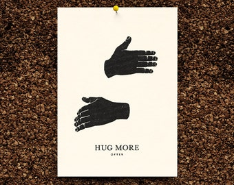 HUG MORE (single)