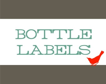 WATER BOTTLE LABEL Wrapper Matching Party Favor To Your Baby Shower Or Birthday Party Invitations Printable Digital Design - 92908291