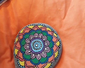 Hand made painted rocks