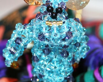 Sulley Monster Charm FREE SHIPPING