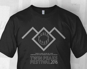 2016 Twin Peaks Festival T-Shirt