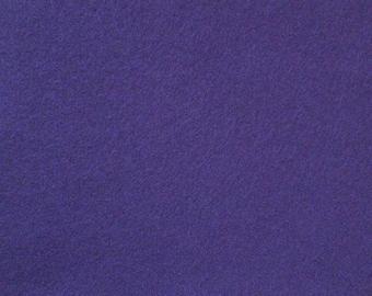 Felt Purple 1.5 mm A4 size sheet