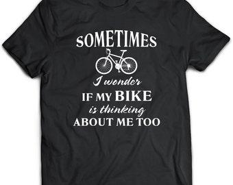 Biking T-Shirt. Biking tee. Biking tshirt gift. Cycling shirt