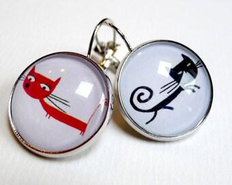 Josephin and Joséphine BO095 earrings