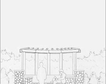Japanese Pill Garden