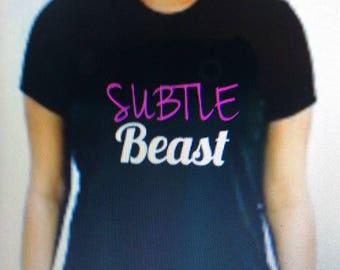 What kinda beast?