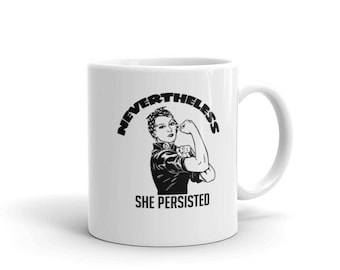 Rosie Persisted Coffee Mug