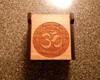 Cherry Box With Yoga Themes
