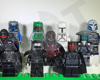 Custom Star Wars Dark Side