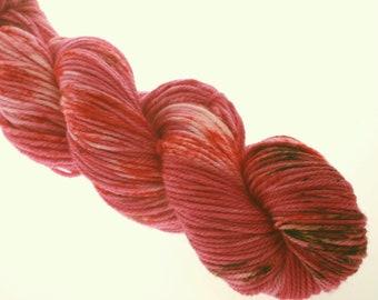 Johnny Sport  Hand Dyed Yarn, Superwash Merino   WITCHCRAFT