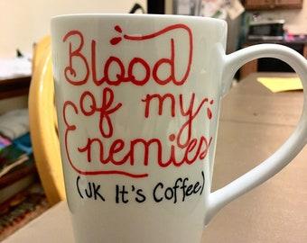 Jk it's coffee Mug