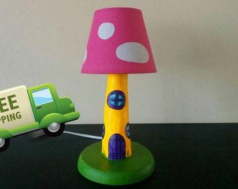 House Elves Lamp