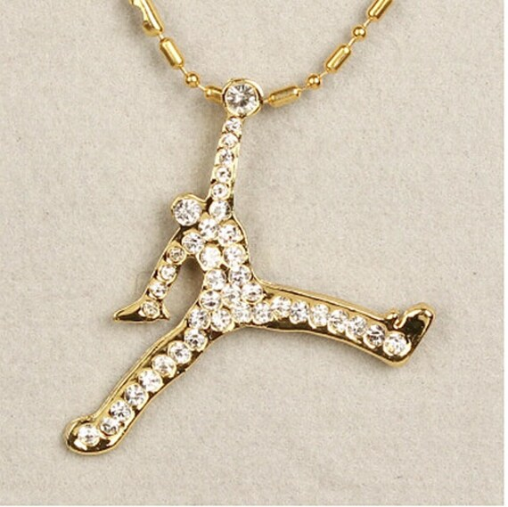 Dazzle new york air jordan mens jewelry hip hop rap iced dazzle new york air jordan mens jewelry hip hop rap iced out bling cubic zirconia air jordan necklace silver gold pendant for boy nba mozeypictures Gallery