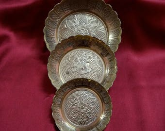 Lotus Offering Dishes Offering Plate Altar Offering Dish Prayer Dish Offering Dish For Altar Set of Offering Dishes