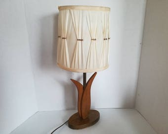 SMALL lamp of TABLE or desk vintage 1960's