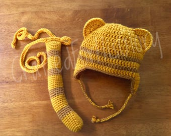 Katerina Kittycat Hat From Daniel Tiger
