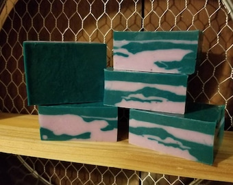 "Goats Milk Soap ""Whispers"""