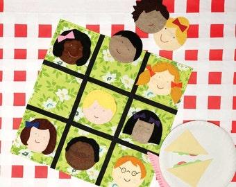 Boys Versus Girls Sewing Pattern Download 803092