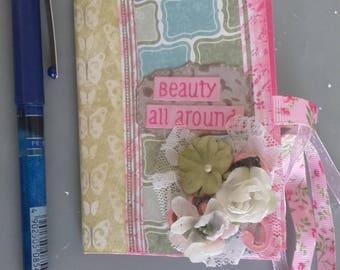 "Pocket album ""Beauty All Around"""