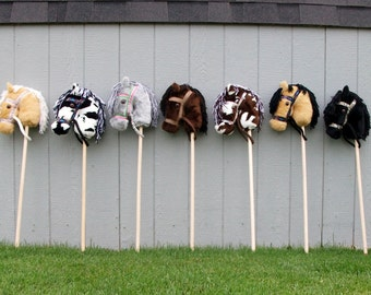 Stick Horse Variety Pack -Stick Pony- Hobby Horse, Wholesale 12 or more