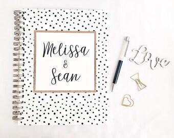 Wedding planner, wedding planner book, bridal planner, wedding organizer, wedding checklist, bride planner, wedding binder, bridal organizer
