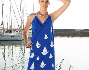 BiggDesignAnemoSS Orsa Beach Dress