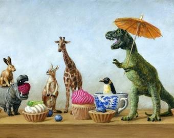 Tea Party 2, The Sequel