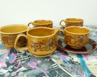 Royal Worcester Palissy made in England Tea/coffee set
