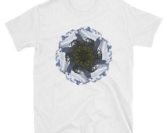 Shirtography: Mountain Ring Short-Sleeve