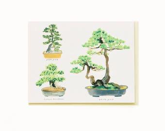 Bonsai 2 Card