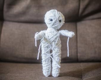 Mummy Amigurumi