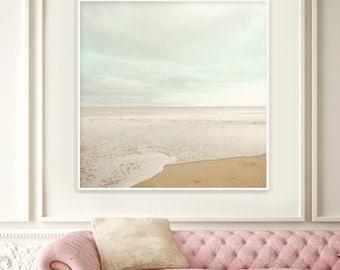 Beach Print, Beach Photography, Ocean Print, Printable Beach decor, Seaside Wall Art, Coastal Wall Decor