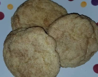 Farmhouse Snickerdoodle Cookies 2 dozen