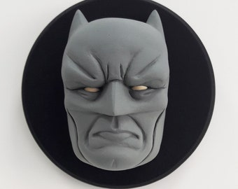 Batman/Comic/Heroes/Art Toy/Resin Figure/Head Sculpture/Deco Art