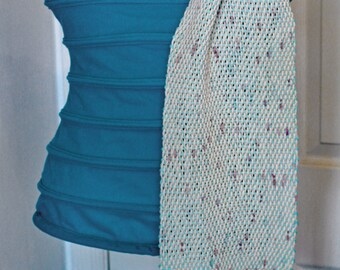 Summer Breeze - Handwoven  Fashion Scarf