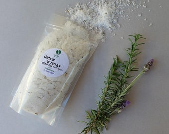 Detox & Relax Dead Sea Bath Salts