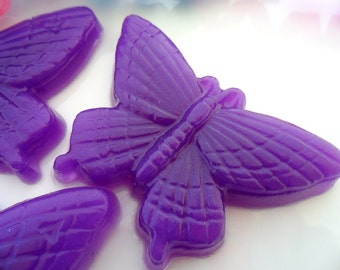 25 BUTTERFLY SOAP FAVORS - Butterfly Party Favor, Butterfly Birthday Party - Butterfly Baby Shower - Butterfly Wedding Favor