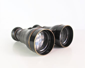 Vintage Binoculars With Zoom