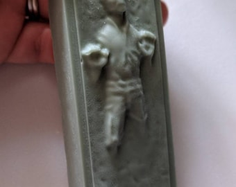 Han Solo soap (pack of 3)