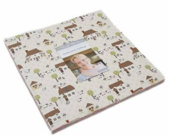 Cottontail Cottage by Bunny Hill Designs for Moda Layer Cake