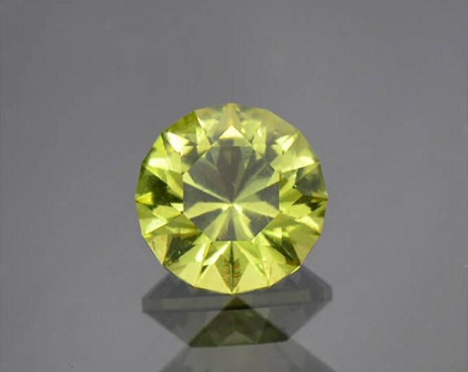 Gorgeous Green Yellow Apatite Gemstone from Tanzania 3.54 cts.
