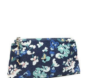 Makeup bag Bridesmaid gift Gift for Mom Best friend gift Make up bag Pencil case Gift for women Gift for her Mom gifts Birthday gift Clutch