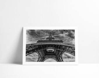 Eiffel Tower #1, Fine Art print signed and numbered