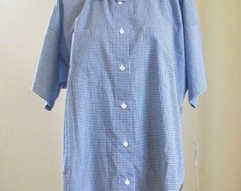 Sale!!! Norma Kamali Vintage shirt 1980's/ oversized shirt Made in Japan 9KktMxtsxs
