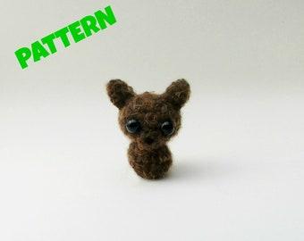 Crochet Wolf Pattern, Amigurumi Pattern, Crochet Pattern, Crochet Animal Pattern, Amigurumi Animal Pattern, Crochet Amigurumi Doll Patterns